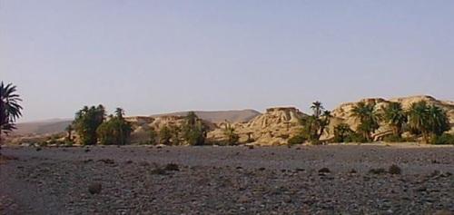 El arte sobre roca de Tircht
