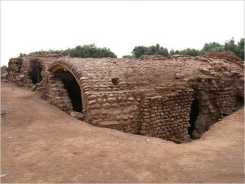 Aghmat y el primer hammam de Marruecos