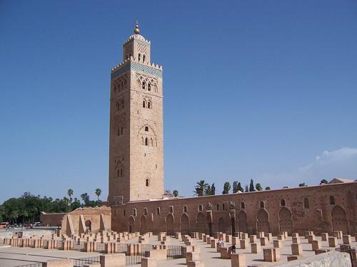 Mezquita Kutubia, encuentro del Arte y la Historia