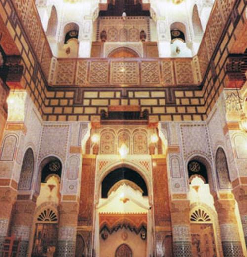 Museo Dar Belghazi, pequeño y monumental