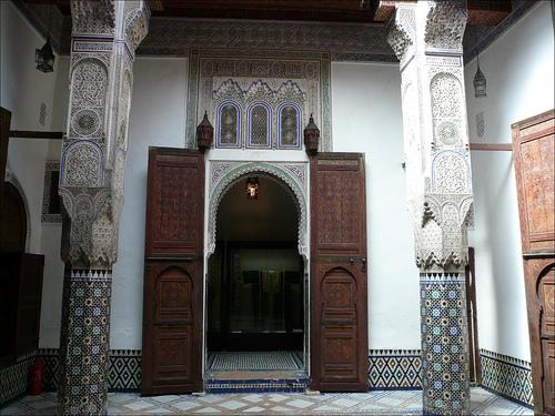 Guía de museos de Marruecos