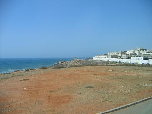 Temara, playa cerca de Rabat y Casablanca