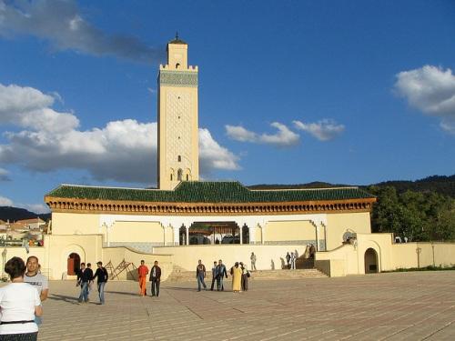 Mezquita de Azrou