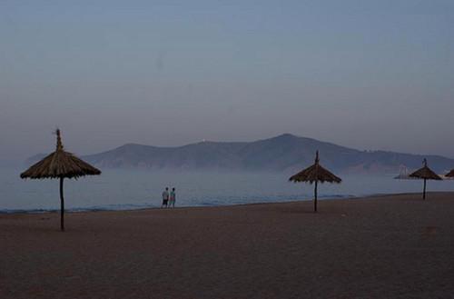 Kabila, un hotel de playa en Tetuán