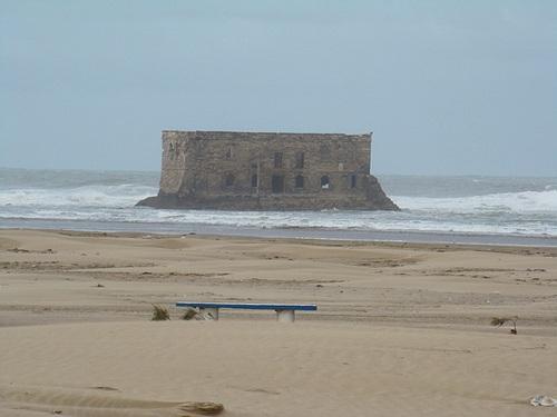Castillo Dar Mar en Tarfaya
