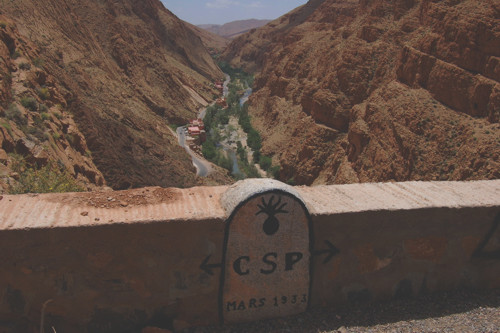 Siguiendo a la Legión Extranjera en Marruecos
