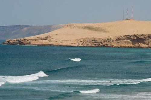 Surfing en Tamri