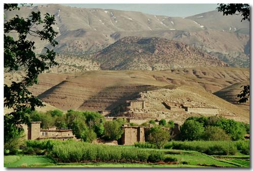 Valle de Ait Bougmez