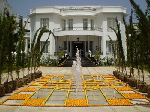 Villa Des Arts Casablanca Villa Des Arts Arte