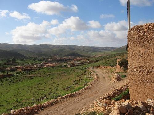 Visitar Taghjijt y sus encantos naturales