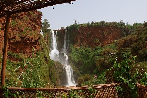 Visitar las Cascadas de Ouzoud
