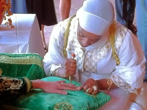 Las bodas tradicionales en Marruecos