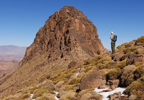 Montañas Sirwa