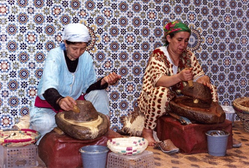Aceite de Argania, tesoro de Essaouira