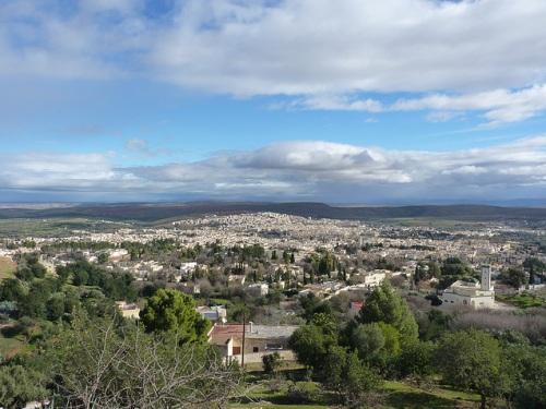 Vista de Sefrou