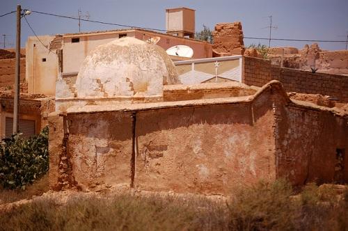Freija, villa fortificada cerca de Taroudant