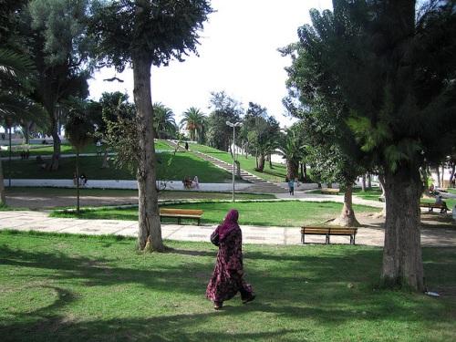 Jardines Mendoubia, paz y belleza en Tánger