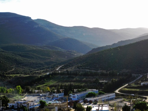 Ciclismo de montaña en Marruecos