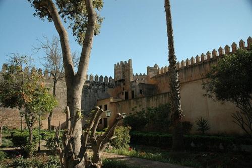 Museo del Palacio y Jardines Andaluces en Rabat