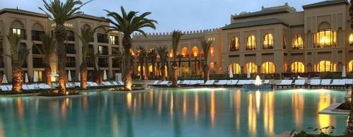 Mazagan, resort con tradición y modernidad