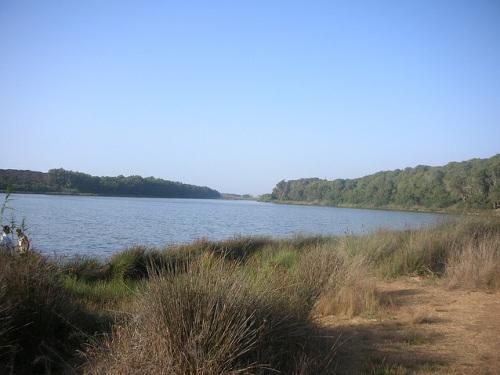 Lac du Sidi Bourhaba