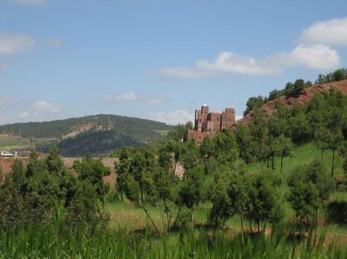 Valle de Ourika, aventura en el verano