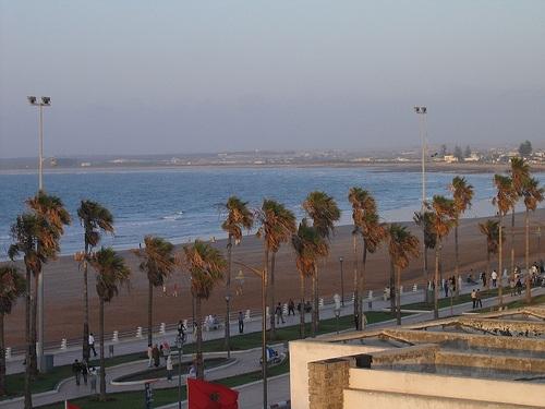 Las playas de El Jadida para el verano