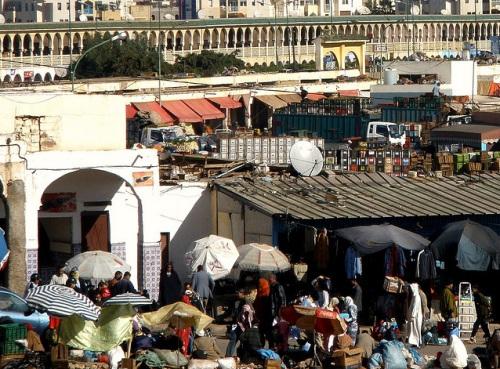 Inezgane, sus mercados y cultura bereber