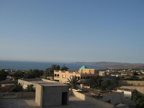 Las playas y el alojamiento de Nador