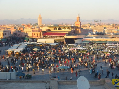 Atracciones de Marrakech