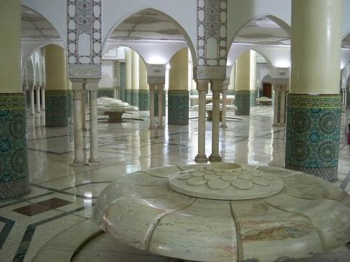Hammam en Marruecos