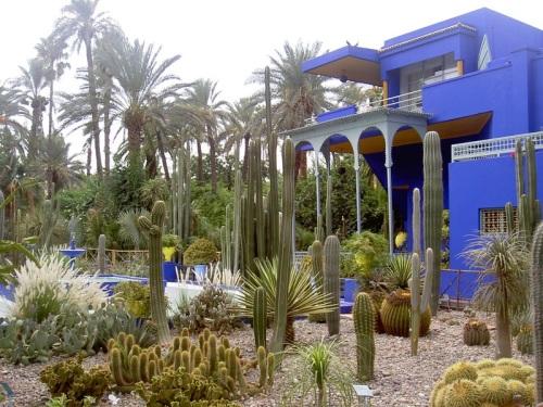 El Jardín Majorelle y su Museo de Arte Islámico