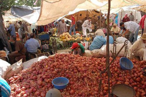 Mercado de Amizmiz