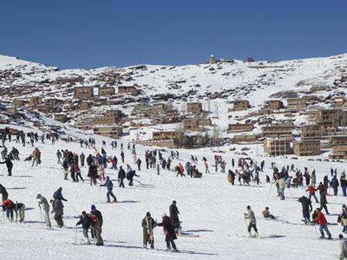 Centros de esquí en Marruecos