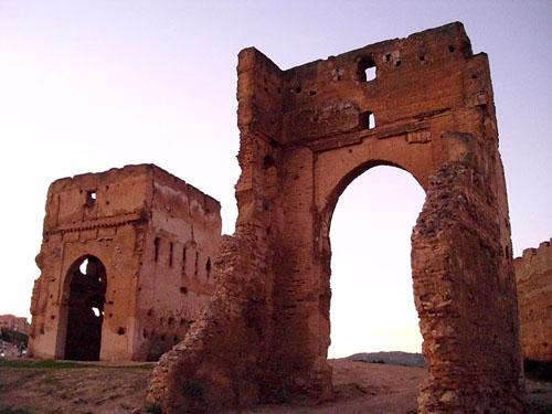 Las Tumbas Merenid, en Fez