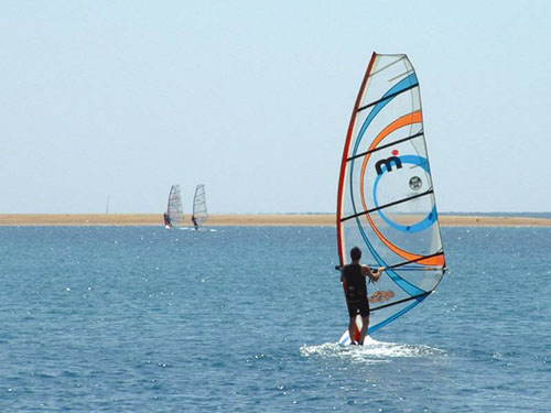 Windsurf en Marruecos