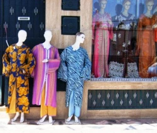 Djellaba, el clásico vestido marroquí