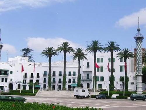 El Palacio Khalifa, en Tetouan