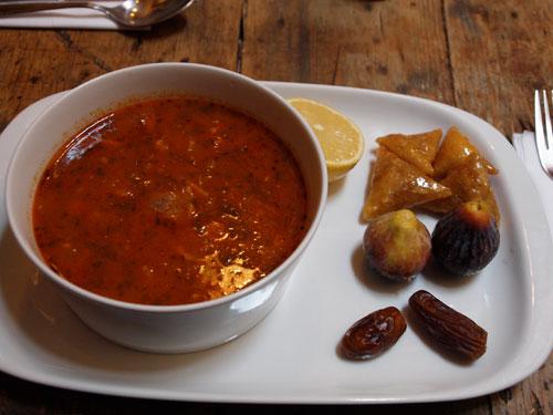 Harira, la sopa tradicional marroquí