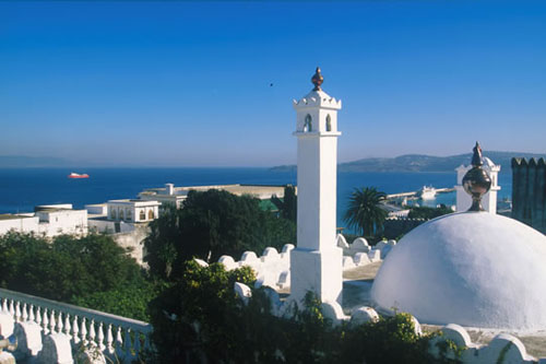 De Andalucía a Marruecos